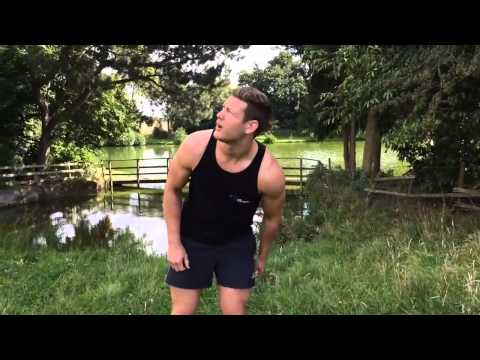 Tom Hopper takes the ALS Ice Bucket Challange