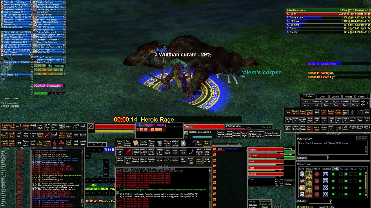 best 6 boxing for live  | EverQuest Forums