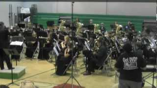 "MBJH Concert Band plays ""Raiders March"" by John Williams"