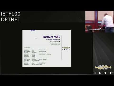 IETF100-DETNET-20171116-0930