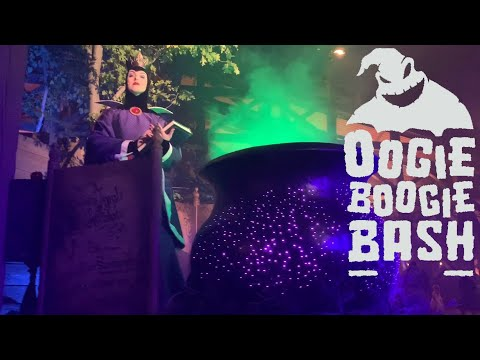 Oogie Boogie Bash at Disney California Adventure 2019 Tour & Review with Kenny
