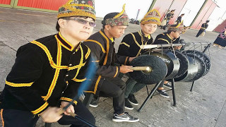 Sabah Traditional Music N°2 (Malaysia, Borneo)