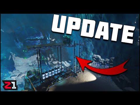 New Frozen Leviathan ! Subnautica Below Zero UPDATE   Z1 Gaming