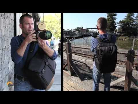 DSLR Video Fastpack AW: About The Backpack