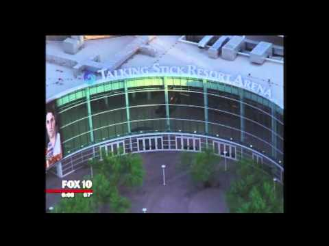 US Airways Center becomes Talking Stick Resort Arena