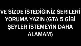 ÖNEMLİ DUYURU!!!!