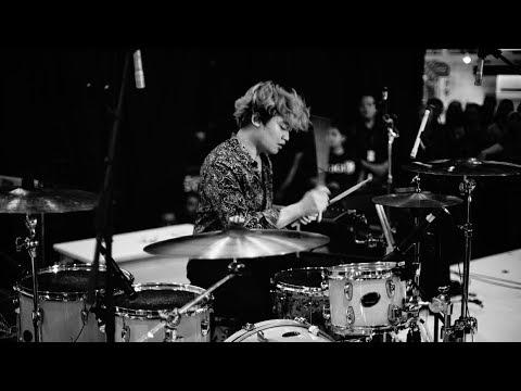 GIGI - Terbang (Live) [Drumcam] Bounty Ramdhan