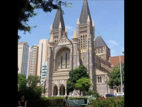 Choral Evensong - St Stephen's Cathedral and St John's Cathedral Choirs, Brisbane 11th December 2016
