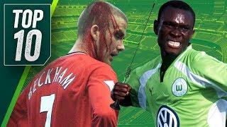 Mit Playstation den Finger verletzt! Top 10 dümmste Verletzungen der Fußball-Geschichte!