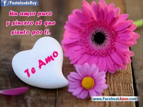 Bonitas Frases Para Amor Imagenes Romanticas Youtube