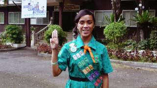 CGSM 2013 Proud to be a Girl Scout