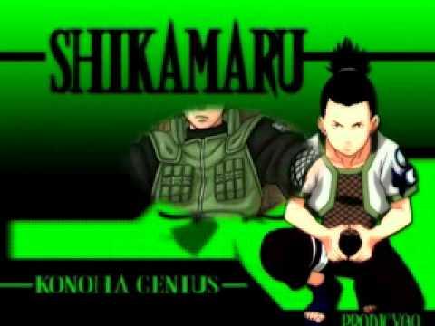 Shikamaru Theme Song