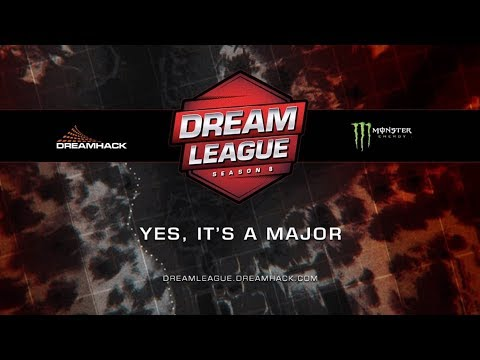 Na`Vi vs OG DreamLeague S8 EU & CIS Qualifier Game 2 bo2