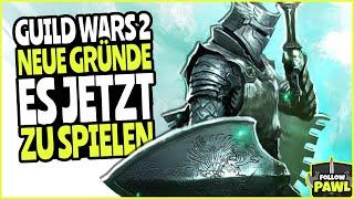 Warum du jetzt Guİld Wars 2 spielen solltest (Neue Gründe 2021)