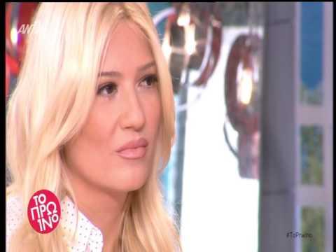 Η Φαίη Σκορδά «έβαλε τα κλάματα» μιλώντας για τον χωρισμό της ON-AIR στην εκπομπή της