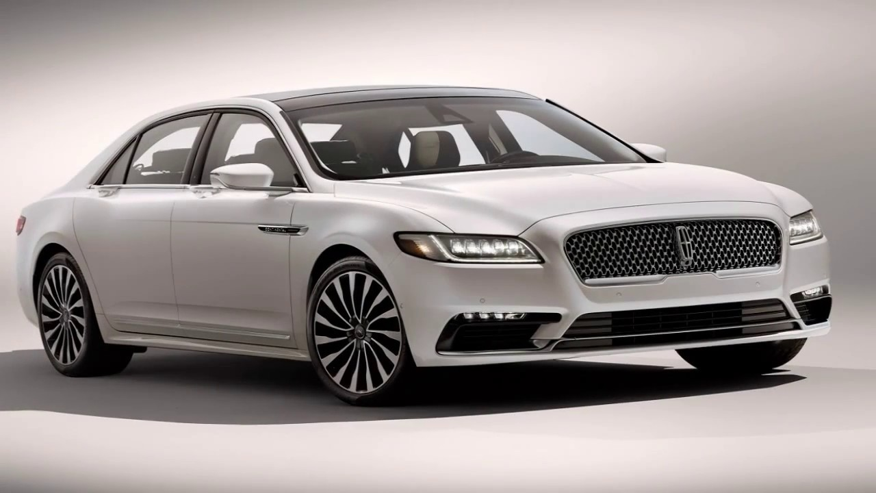 2019 lincoln continental - youtube