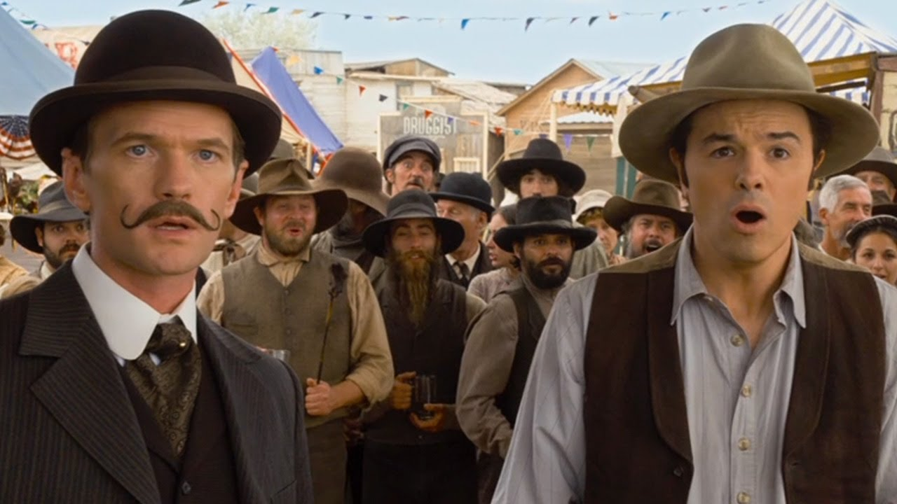 Million Ways To Die In The West | Official Red Band Trailer US (2014 ...