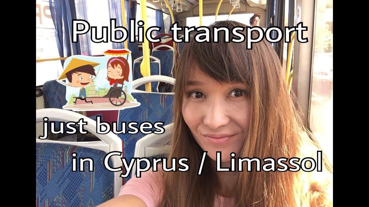 Общественный транспорт на Кипре. Лимассол. Все об автобусах: расписание, цены, правила