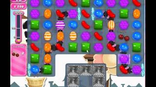 Candy Crush Saga level 708 (3 star, No boosters)