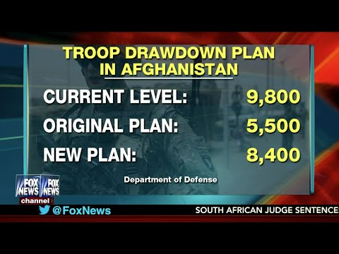 McCain Discusses Obama's Plan to Withdraw Troops from Afghanistan
