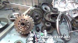 Nissan CVT ta'mirlash X-Trail CVT JF011E (1080p)