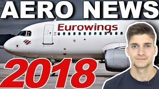 SO viele FLÜGE sind 2018 AUSGEFALLEN! AeroNews