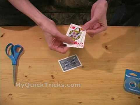 5 EASY Magic Tricks Kids Can Do! - YouTube