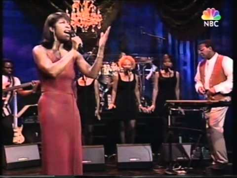 Natalie Cole - A Smile Like Yours (Live)