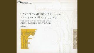 Haydn: Symphony in D, H.I No.10 - 3. Finale - Presto