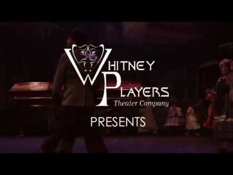 The Whitney Player's Young Frankenstein