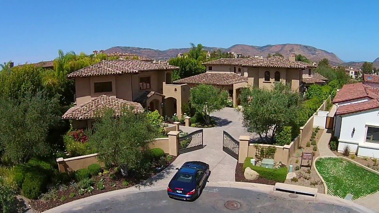 Villa Zanzibar 7758 Road To The Crosby At Rancho Santa Fe You