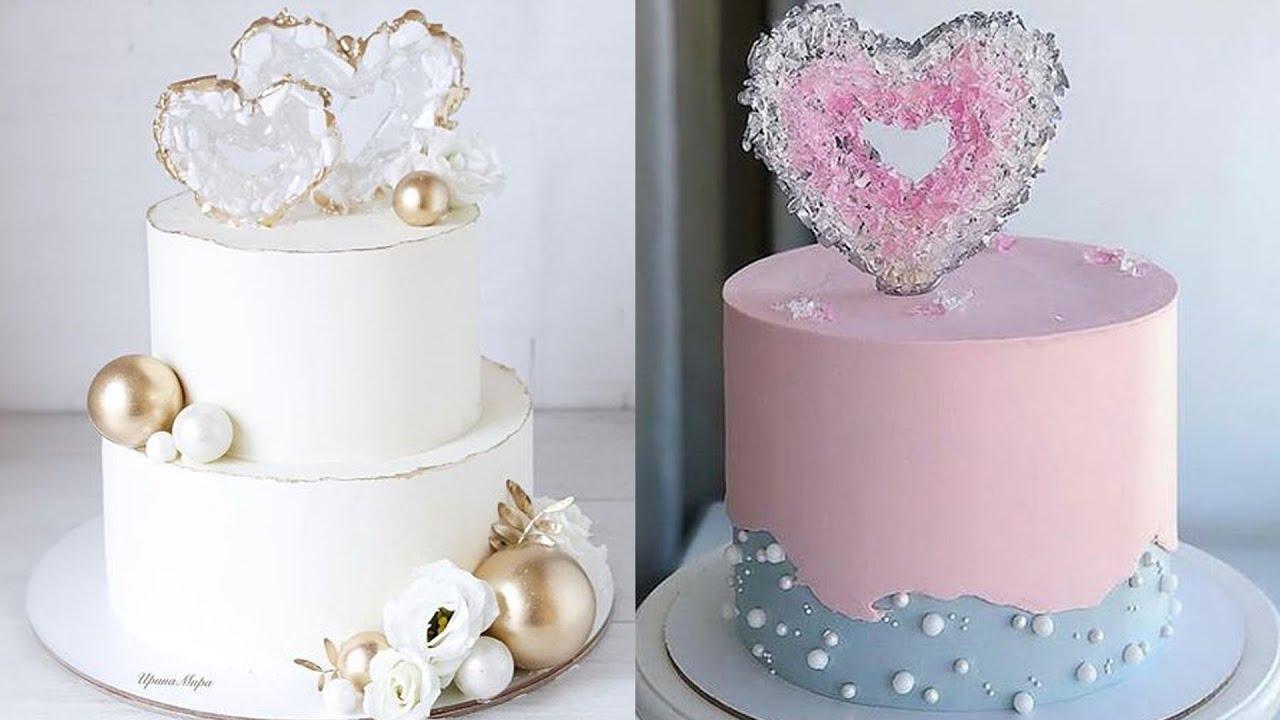 Amazing Cake Decorating Ideas for Valentine's Day | Most Fancy Valentine Cake Decorating Tutorials