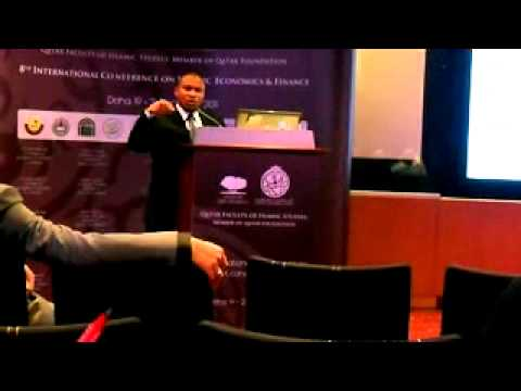 Q & A Session, Doha, Qatar, Naail Mohammed Kamil