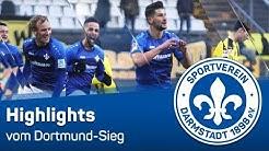 Darmstadt 98 | Highlights vom BVB-Spiel