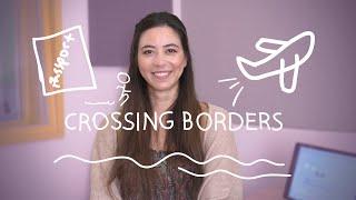 Weekly German Words with Alisa - Crossing Borders