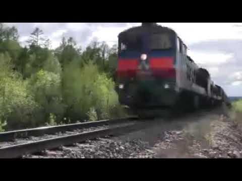 Железные Дороги Якутии . ДОРОГУ МАШИНИСТАМ