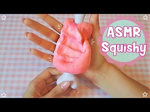 Squishy ASMR #2 - Relaxing video - YouTube