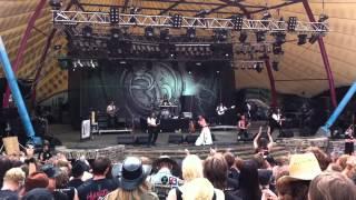Saltatio Mortis- Tod und Teufel - Metalfest 2012 auf der Loreley