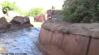 Download Video Grand Canyon Rapids On Ride HD POV PortAventura MP3 3GP MP4