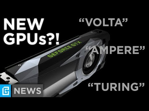 New Gaming GPUs Being Unveiled In March?!