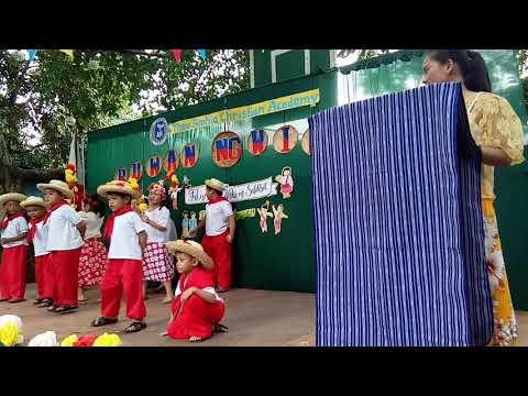 Andrie at Buwan ng Wika at Theo Sophia Christian Academy(2018)