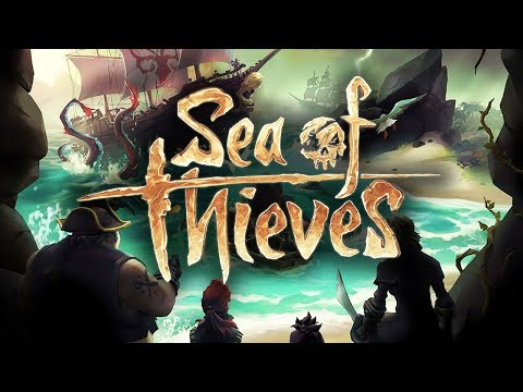 Vier Piraten live auf Hoher See 🎮 SEA OF THIEVES #001