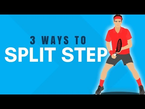Tennis FOOTWORK Mastery − How to Split Step like the Pros