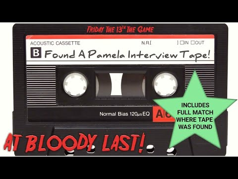 Friday The 13th The Game: Found A Pamela Tape! (Includes Full Match)