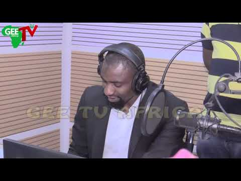 Listen To IGP Adamu On NPF Radio Station In Abuja.