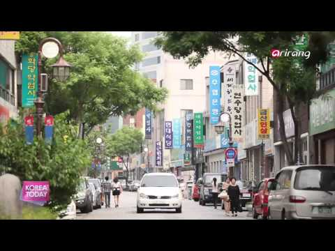 Korea Today - Touring the Historic Streets of Daegu | 대구 중구 골목 투어
