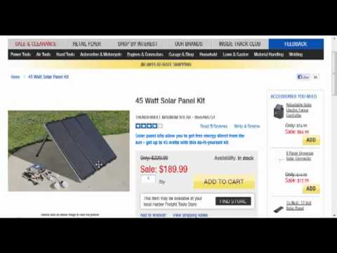 DIY Solar Panel System: Costly Mistakes