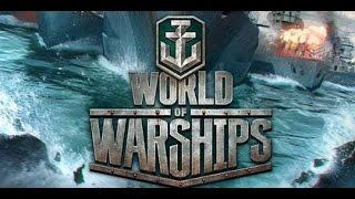 World of Warships #1: Пилотная серия