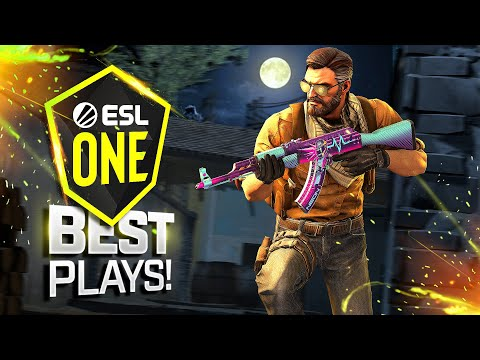 ESL ONE COLOGNE 2020 - BEST CS:GO PLAYS (Fragmovie)