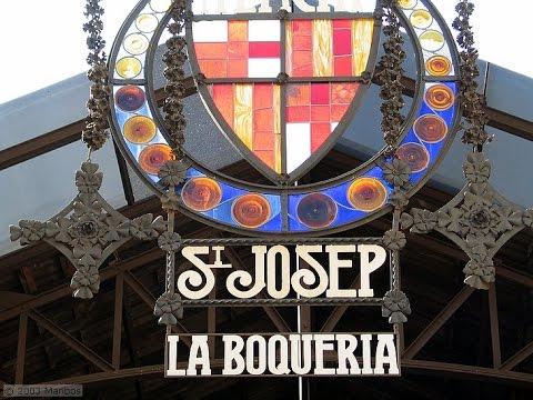Mercado de la Boqueria 2016 (Barcelona)